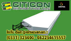 panel lantai citicon jember